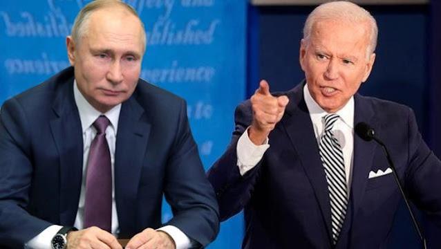 Abd Başkanı ve Rusya Devlet Baskani Düellosu