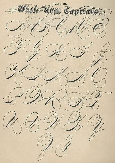 Palmer Handwriting Method Hand Writing