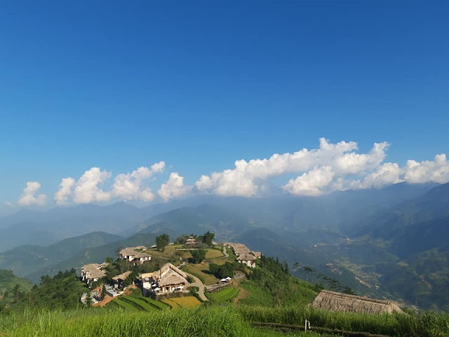 The Ideal Rice Viewing Itinerary In Sapa 1
