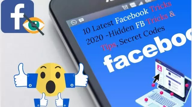 Latest Facebook Tricks and Hidden FB Tricks and Tips