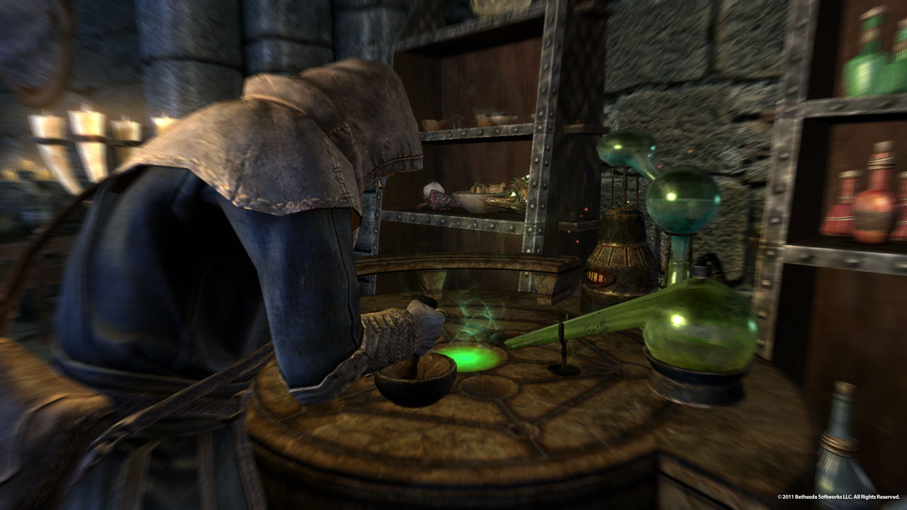 Skyrim Tips & Trik: Resep Alchemy