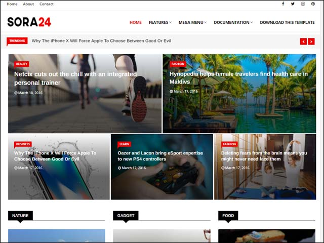 sora24-blogger-template-free-download