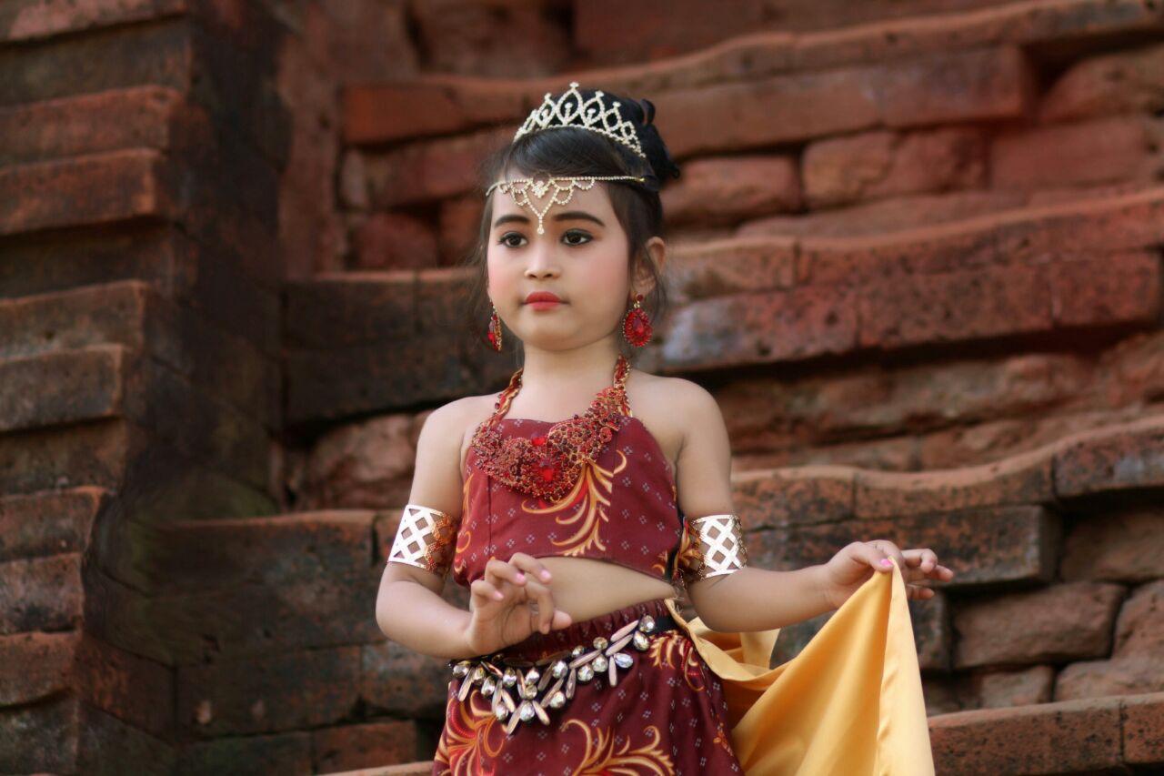 Beginilah Mode Gaya Busana Arabian Night Anak Oleh Virya Gita