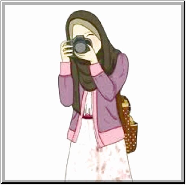 Gambar Kartun Muslimah Lucu Cantik Dan Imut Terbaru Ngakak Lucu