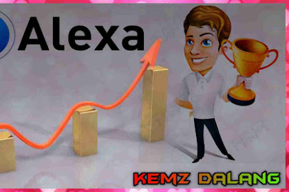 Cara Meningkatkan Ranking Alexa dengan Cepat dan Aman