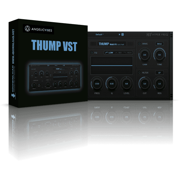 AngelicVibes Thump Multi Effects v1.0.1 Full version