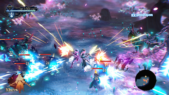 Oninaki Review - Fresh and Very Potential