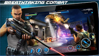 Combat Elite: Border Wars Apk - Free Download Android Game