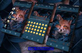 Fox Cute Theme For YOWhatsApp & NS WhatsApp By Vinícius