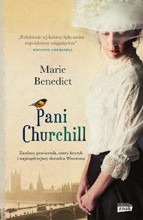 Pani Churchill - Marie Benedict