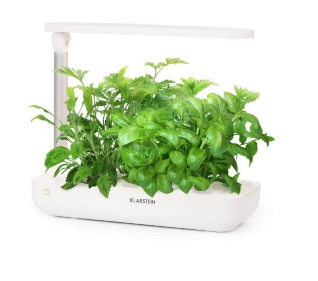 Klarstein GrowIt Flex • Jardín Interior Inteligente