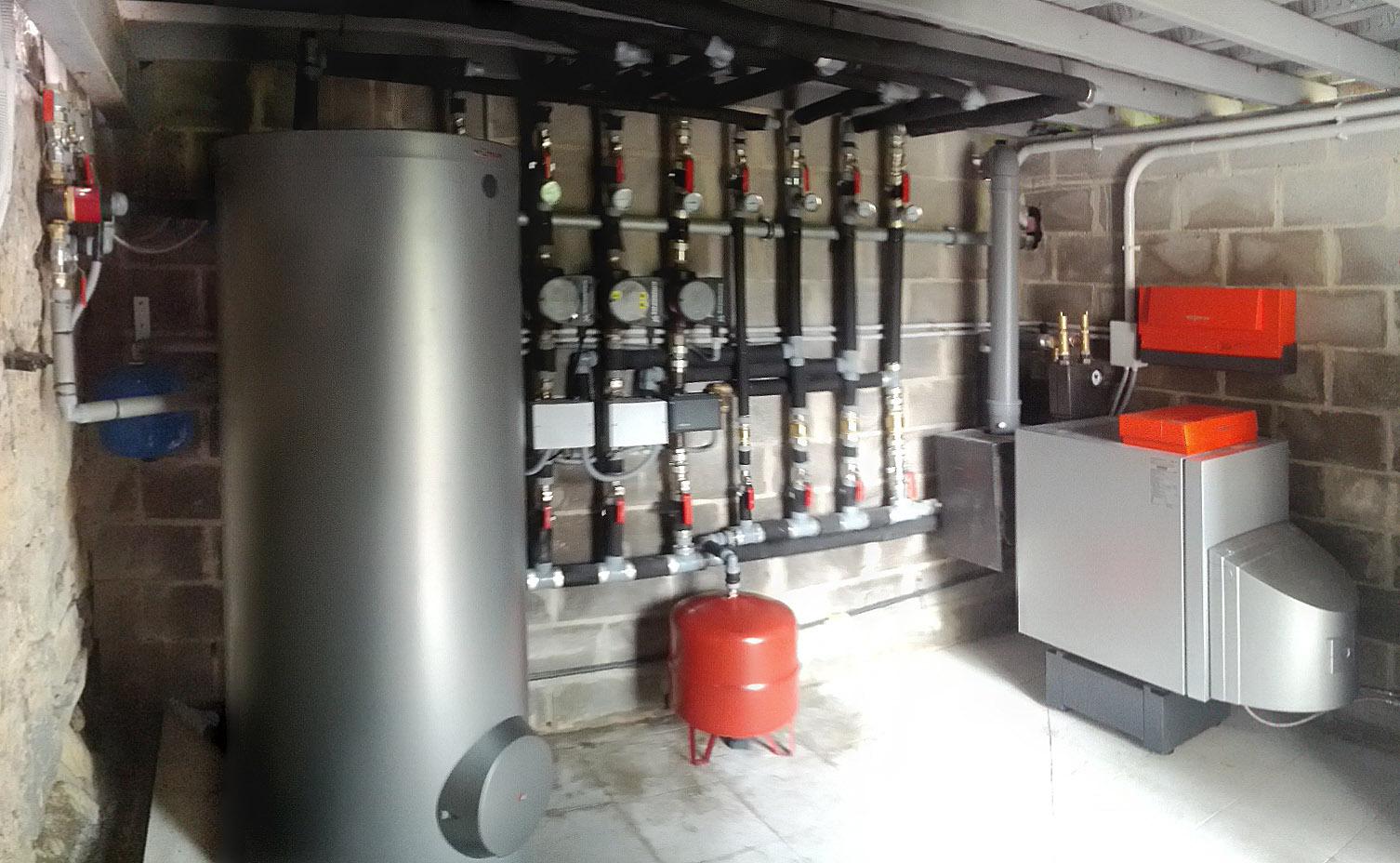 Neytesa el suelo radiante la mejor calefacci n - Cual es la mejor caldera de condensacion ...