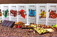 Logo Cioccolato Nacrè : vinci gratis uno dei pacchi d cioccolato di Modica IGP