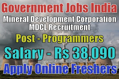 MDCL Recruitment 2019