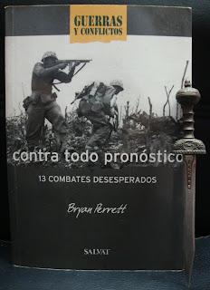 Portada del libro Contra todo pronóstico, de Bryan Perrett