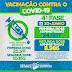 Serrinha ultrapassa marca de 24 mil serrinhenses com a primeira dose da vacina covid-19