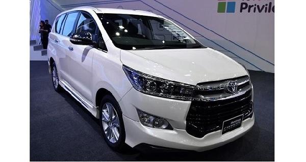 Spesifikasi Toyota Kijang Innova 2020 sebagai New Reborn