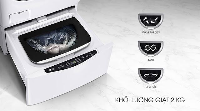 Máy giặt LG TG2402NTWW