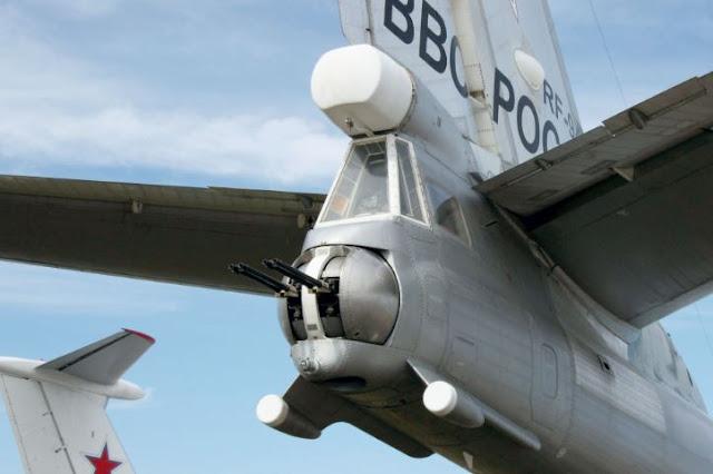 Tupolev Tu-95MS Weapon