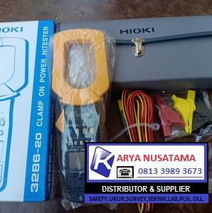 Ready Tang Ampere HIOKI 3286-20 HiTester di Semarang