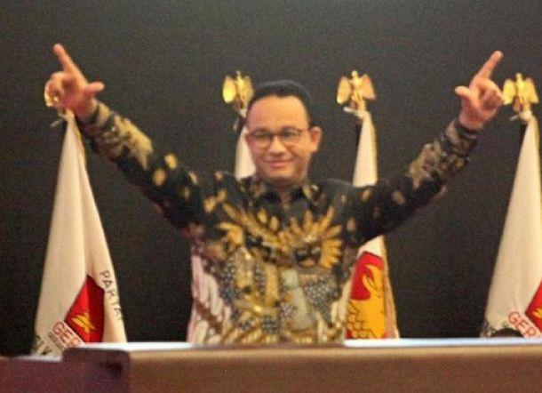 Hari Ini, Bawaslu Bogor Putuskan Kasus Pose Dua Jari Anies Baswedan