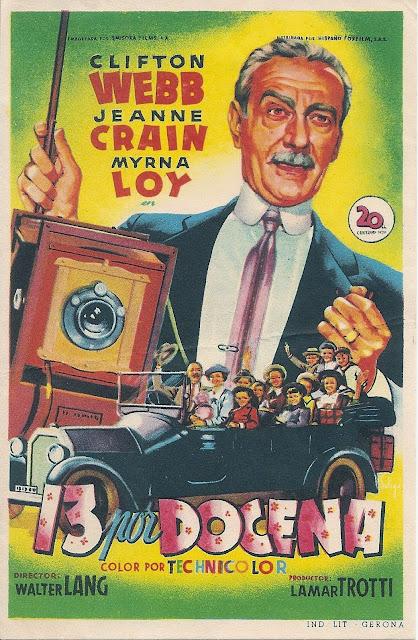 Programa de Cine - 13 por Docena