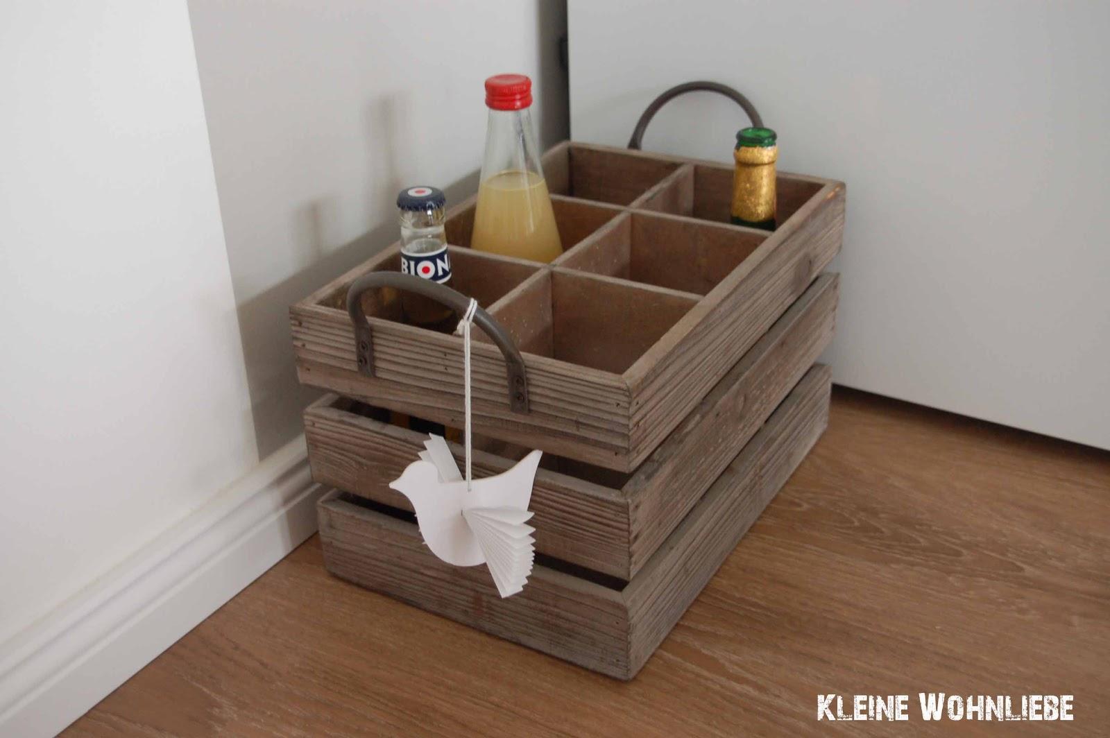 kleine wohnliebe wohin mit den flaschen. Black Bedroom Furniture Sets. Home Design Ideas