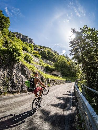 Uphill Plöckenpass Mountainbike