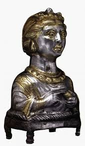 pimentero procedente del tesoro de Hoxne