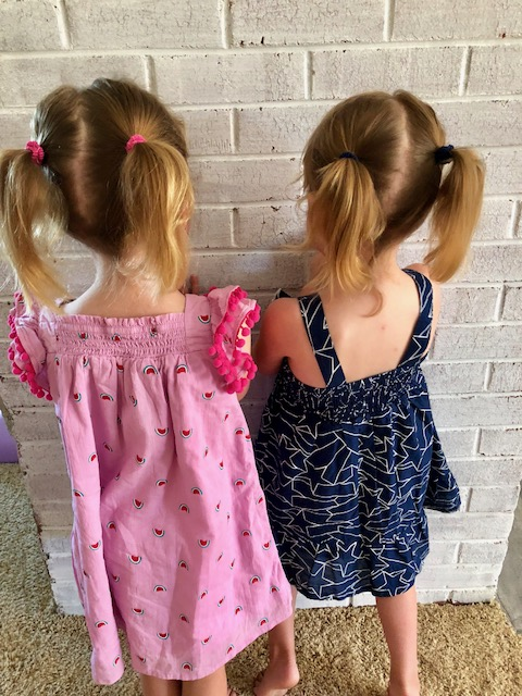 Twins toddlers hairstyles