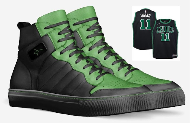 The Green Heat Concept Colorway Coming Soon