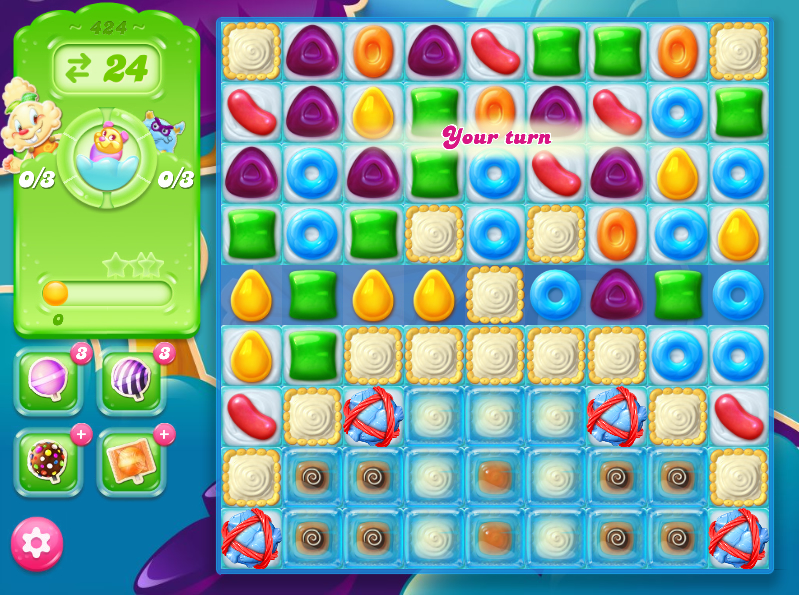 Candy Crush Jelly Saga 424