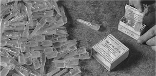 १९२१ मा बनेको बीसीजी खोप कोभिड उपचारमा परीक्षण गरिँदै