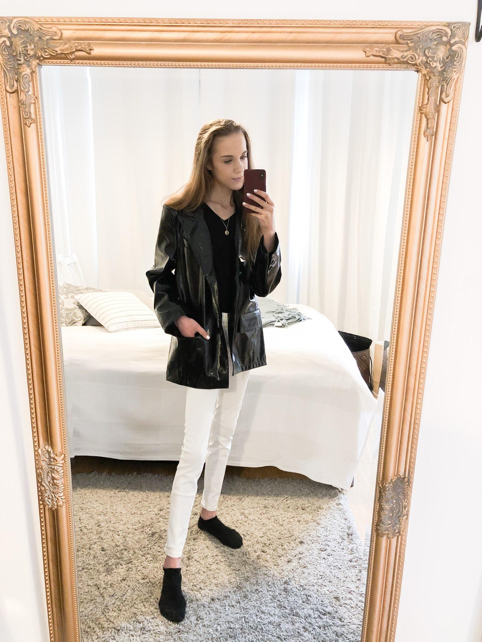 Muotibloggaaja asuinspiraatio // fashion blogger outfit inspiration