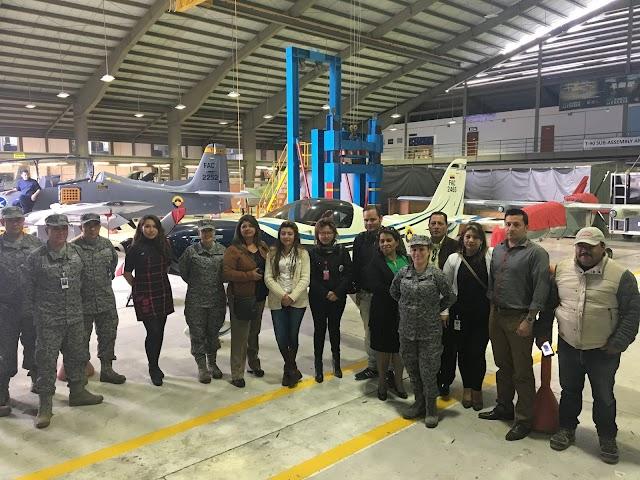 Fuerza Aérea se reúne con industriales y empresarios de la Sabana de Occidente en Madrid