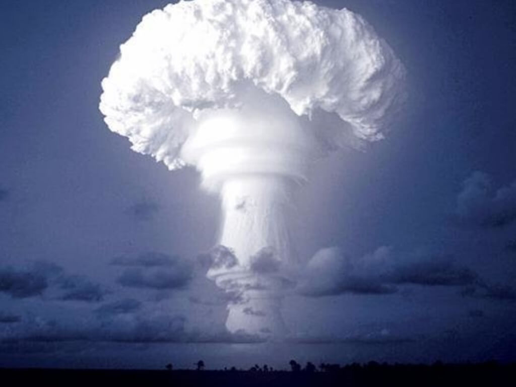 Letupan TSAR BOMBA