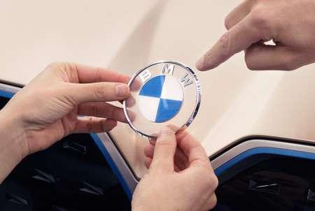 BMW estrena logo