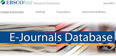 jurnal internasional EBSCO