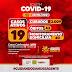 Jaguarari registra 05 novos casos de coronavírus neste domingo (20)