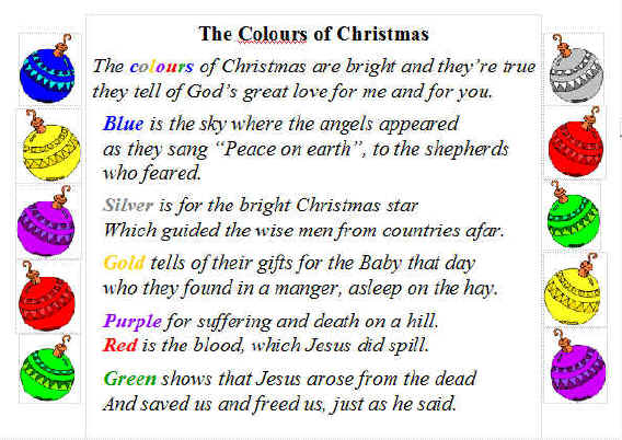 Merry Christmas Poems Images 2017