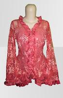 Contoh Model Baju Kebaya Untuk Ibu Menyusui