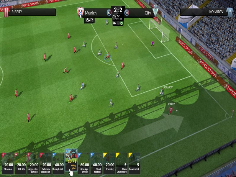 Download Football Club Simulator 20 Free Full Game For PC