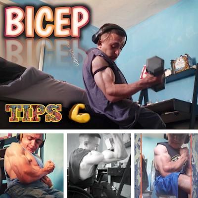 Bicep training tips