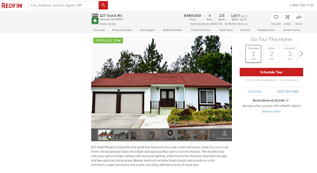 property photo example - professional photographer for real estate for sale