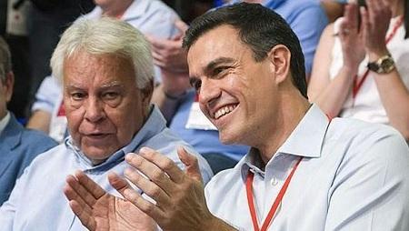 El PSOE presiona a IU para que no vaya a las elecciones con Podemos