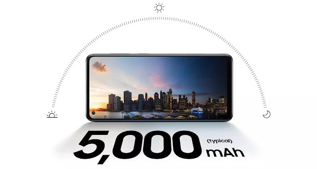 Samsung Galaxy A21s Battery