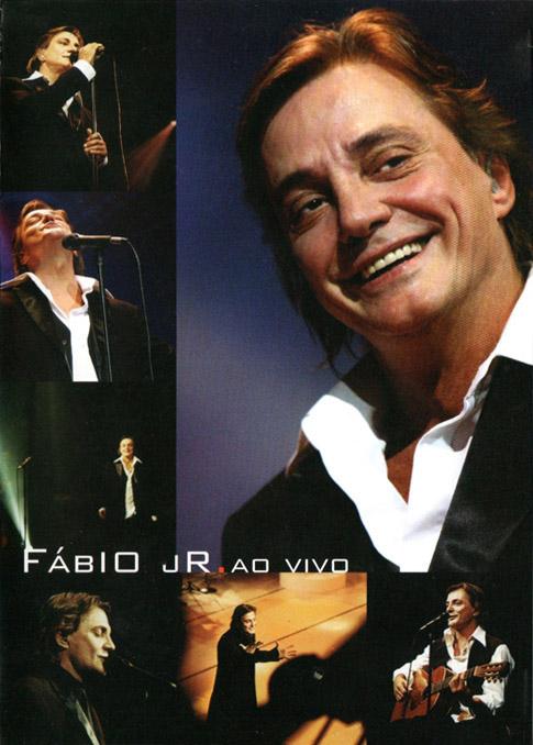 DVD: Fábio Jr. - Ao Vivo