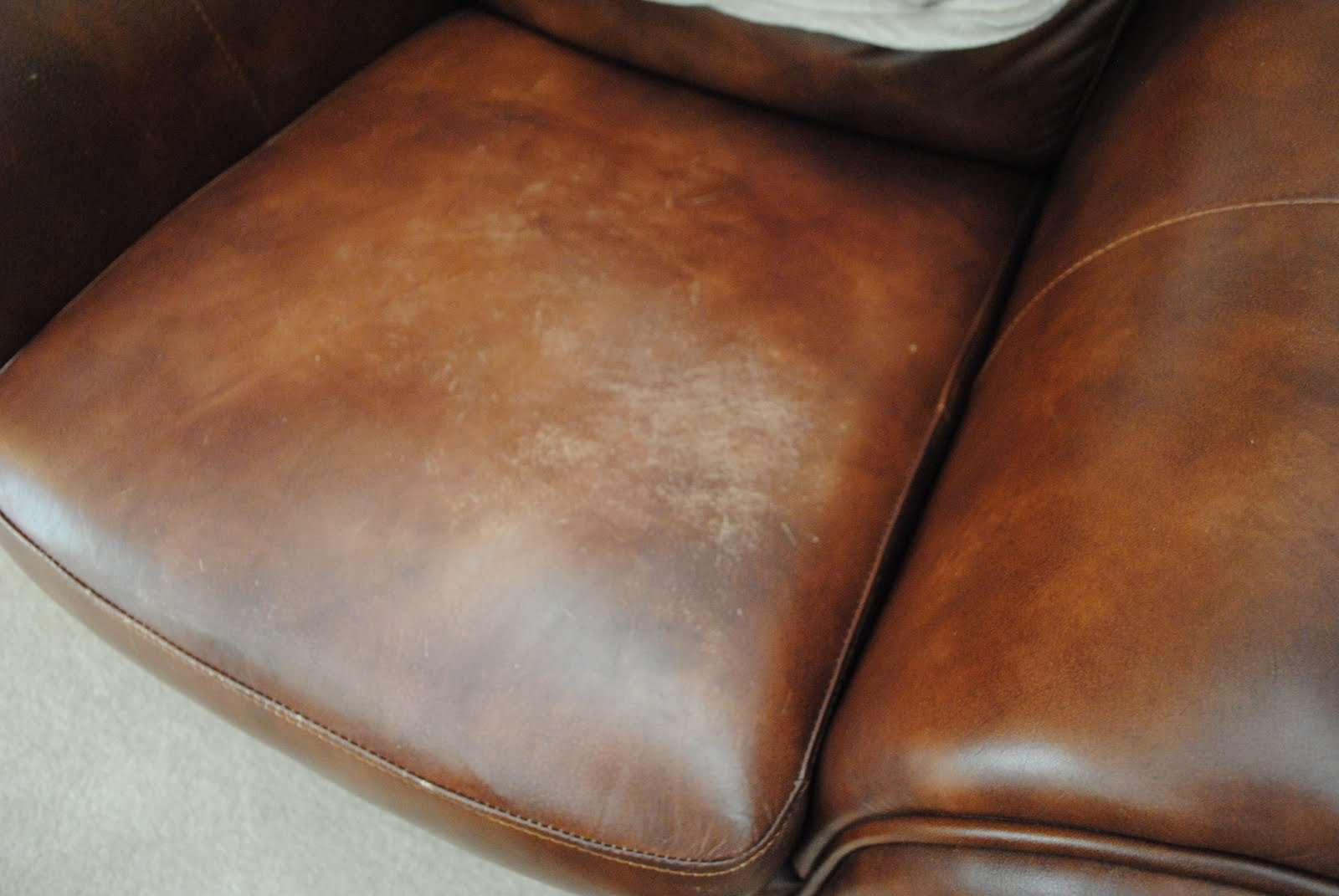Saddle Soap Leather Sofa Hartman Bentley Rattan Corner How To Clean A With
