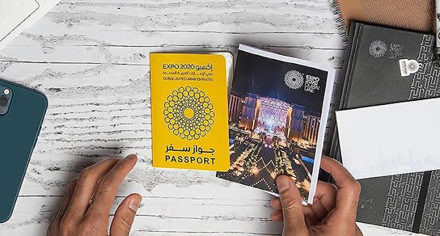 Expo  Passport 2021 Dubai