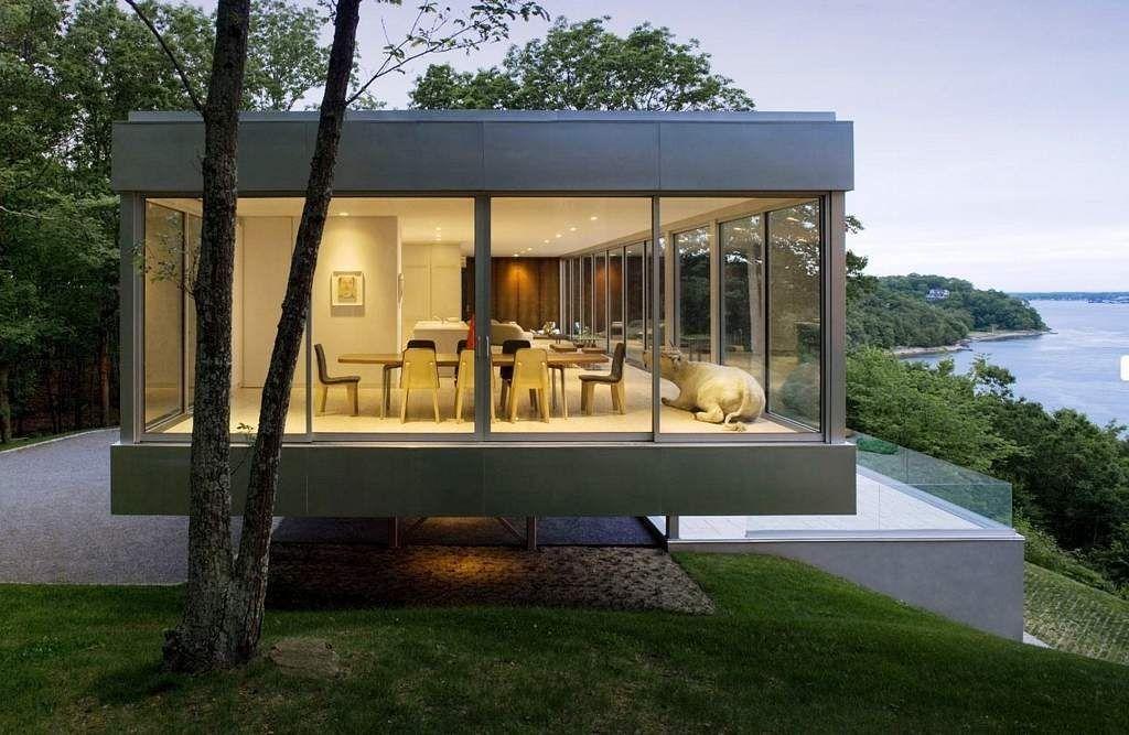 Desain Rumah Di Tepi Pantai Populer
